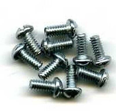 S24 SCREWS (10) for American Flyer S Gauge Trains