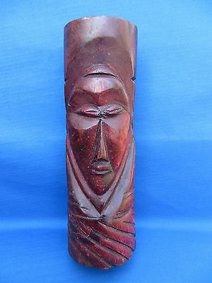 SALE!!!  African Ethnic Art PICASSO STYLE Sculpture Carving CONGO REGION  C