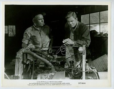 Movie Still~Peter Graves~Death in Small Doses (1957) photo m56254
