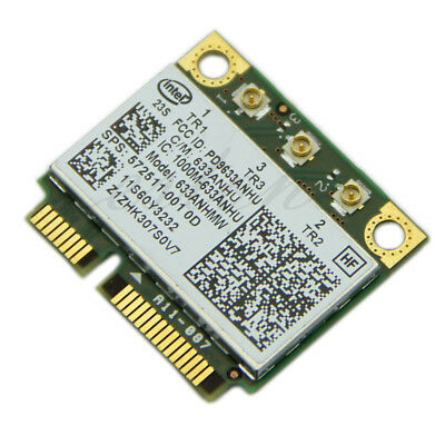 Intel Ultimate-N 6300 633ANHMW FRU 60Y3233 Wireless WiFi Card for IBM Thinkpad