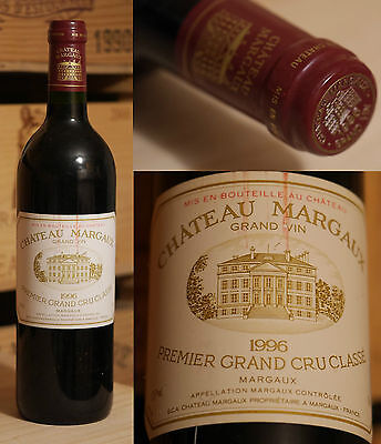 1996er Chateau Margaux - 99 PP - Top Jahrgang - Monsterwein !!!!