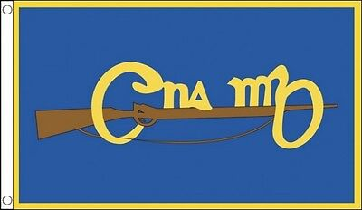 Cumann Na Mban Flag - 5 X 3Ft - Irish Republican Women - Rebel Ireland 1916