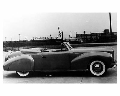 1940 Lincoln Continental Photo uc6980