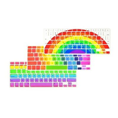 """Rainbow Key Cover for Macbook Pro 13"""" 15"""" 17"""""""