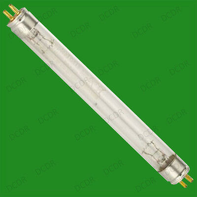 2x 4W UVC Ultra Violet Germicidal Light Tubes Fish Pond UV Filter Lamp Clarifier