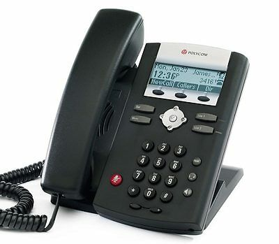 Polycom Soundpoint IP330 IP Phone - Telephone - Inc VAT & Warranty