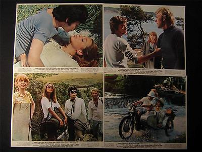 1970 Hywel Bennett Leigh Taylor Young The Buttercup Chain 7 DBW PHOTO LOT 363K