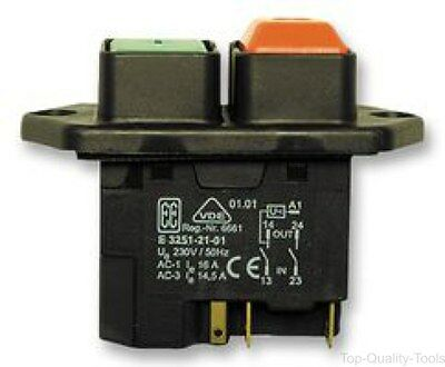 Switch, 16A, Aux Contact, 3251 21 01 9968482