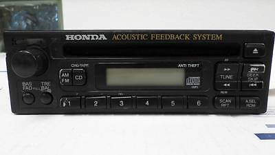 RADIO AM-FM STEREO CD PLAYER CADILLAC DEVILLE/SEVILLE 2004 2005 25752109 OEM