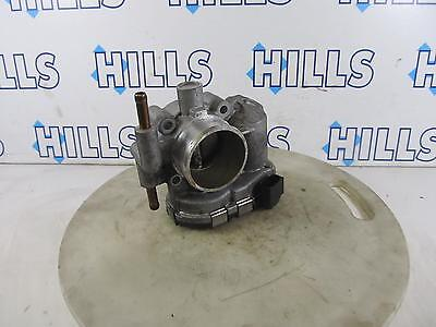 2007 VAUXHALL MERIVA 1.4 Petrol Throttle Body 93181025 24420536 0280750133