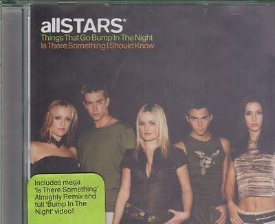 Things That Go Bump in the .. [Single] [Enhanced] [Maxi] [Audio CD] Allstars-NEW