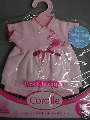 "Corolle Les Classiques Dress 11"" Baby Doll Chou Twins"