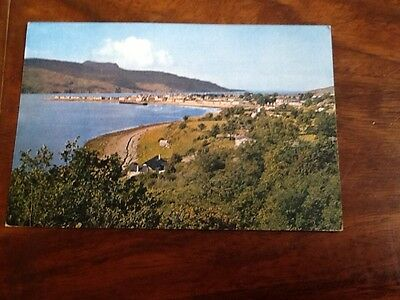 Old Postcard Ullapool Ross-shire