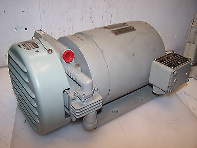 New Transamerica Delval 1/2 Hp Reciprocating Compressor 101-200-4 1.7 Scfm