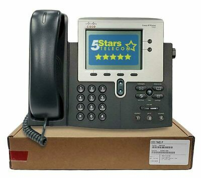 Cisco 7942G IP VoIP Telephone Phone 7942 (CP-7942G)