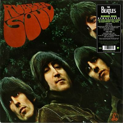 The Beatles - Rubber Soul (Remastered Stereo) NEW LP