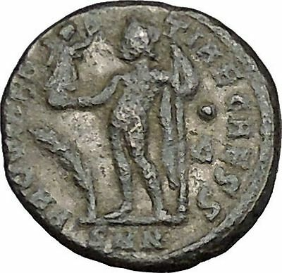 LICINIUS II Constantine the Great  Nephew Ancient Roman Coin Jupiter cult i40423