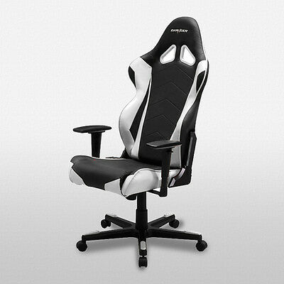 Merveilleux DXRACER Office Chairs OH/RE0/NW Gaming Chair FNATIC Racing Seats Computer  Chair