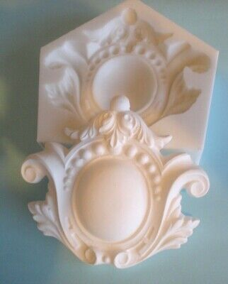 Silicone Rubber Mould Ornate Center Piece Diy Furniture Create