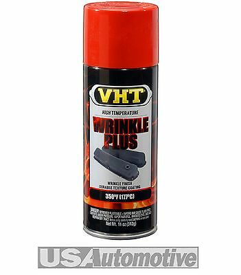 Vht Red Wrinkle Finish Spray Paint Sp204