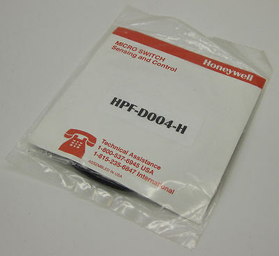 Honeywell MICRO SWITCH Fiber Optic Cable, M3 Thread HPF-D004-H