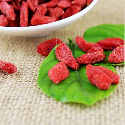 Natural Premium Berry - Dried Organic Goji Lycii Wolfberry Healthy New Arrival