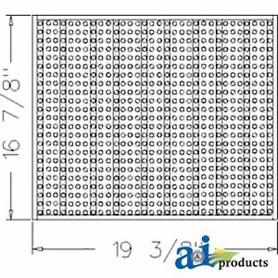 AL67554 Side Screen LH/RH Fits John Deere: 2355, 2555, 2755, 2855N