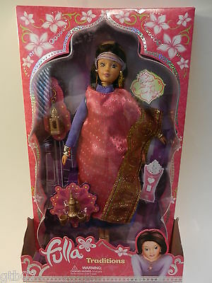 Fulla Muslim Girl Collectible Doll Traditions Indian Toy Eid Gift Ramadan