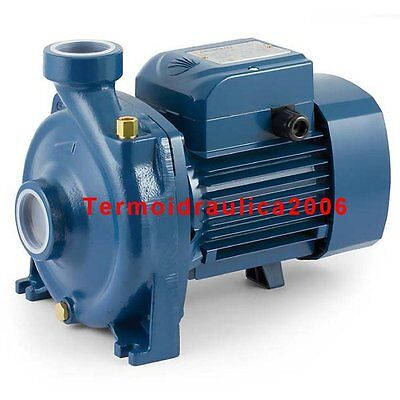 Average flow rate Centrifugal Electric Water Pump HF 70A 3Hp 400V Pedrollo