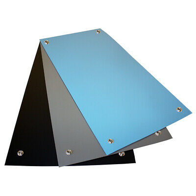 NOSHOCK ESD Anti-Static Bench Mat Kit - 500 x 400mm (19 x 15in) Blue or Grey