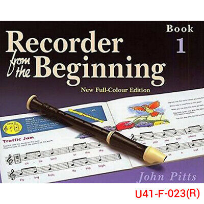 Recorder from the Beginning 3 Books Collection Set Pack Includes CD Pupils Books