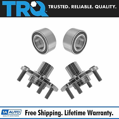 Front Wheel Bearing and Hub Pair Kit Set for Toyota Scion Echo xA xB