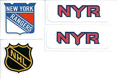 Replicated Vintage Jofa VM Helmet 225 & 235 51 Stickers Gretzky Rangers Decals