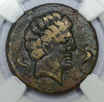 Coins: Ancient #d258# Anonymous Greek City Issue Ae22 Coin From Amisos 85-65 Bc