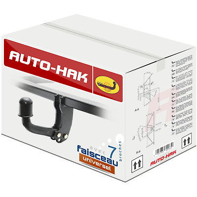 Attelage fixe rigide VW Golf IV 4 hayon 1997/2003 + faisceau 7 broches