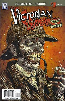 Victorian Undead comic issue 1