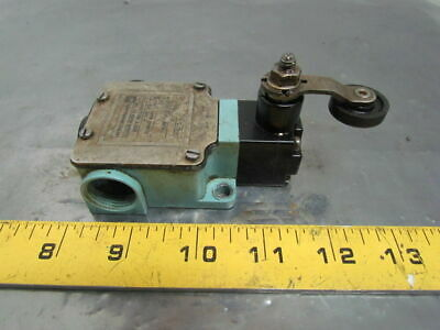 Telemecanique XCK-M 380V Limit Switch A300 Same Polarity 170M A300 10(4)A380V