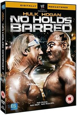 No Holds Barred Hulk Hogan Zeus WWE DVD Brand New Sealed