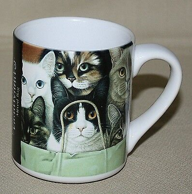 Cats Mug Braldt Bralds Mixed Bag Greenwich Workshop BraldtBralds