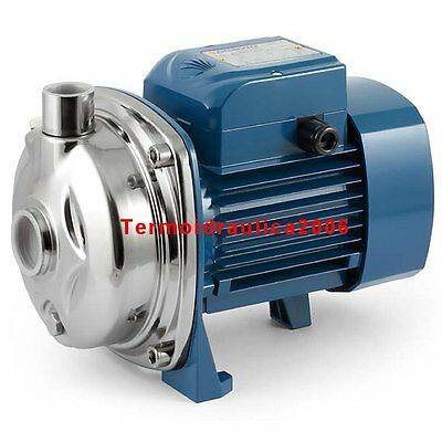 Stainless Steel Centrifugal Water Pump AL-RED 135m 0,5Hp 240V Pedrollo
