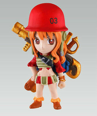 """Bandai One Piece FC Figure Collection Movie Film Z """"Nami"""""""