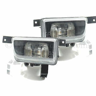 Vauxhall Astra G Mk4 1998-2002 Front Fog Light Lamps 1 Pair O/s & N/s