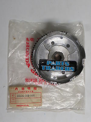 NOS Genuine Honda Outer Clutch Basket CR80R CR80 CR 80 Elsinore 1980 1981 1982