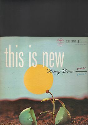 KENNY DREW - this is new LP