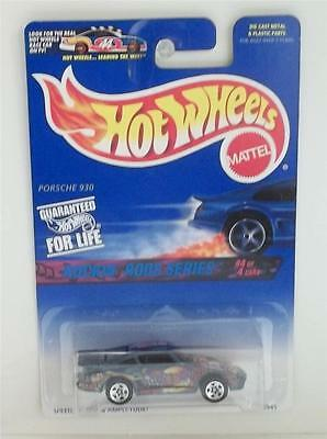 Hot Wheels Rockin Rods Series Porshe 930 Nrfp #572 1997