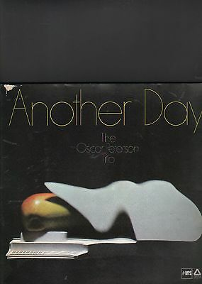 OSCAR PETERSON - another day LP