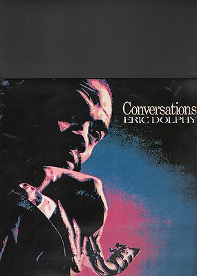 ERIC DOLPHY - conversations LP