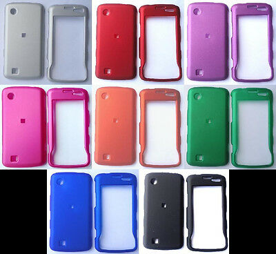 LG Chocolate VX8575 / Touch AX8575 / Samba 8575 Faceplate Phone Cover COLOR Case