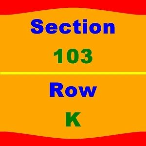 1-6 TIX Kentucky Derby Festival Basketball Classic 4/11 Section 133 (Row A)