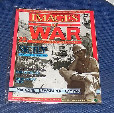 Images Of War 1939-1945 No.22 - Sicily 10 July To 17 August 1943
